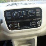 VW UP Radio Klima